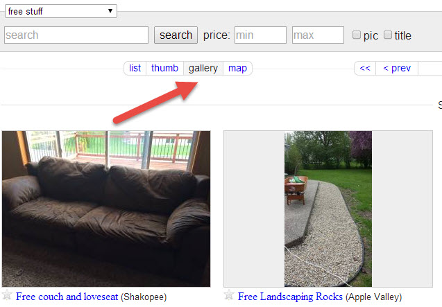 How To Get Free Stuff On Craigslist Young Adult Money