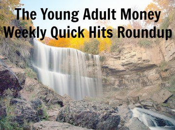 Fall Weather Young Adult Money