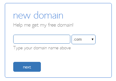 Free Domain Name BlueHost Offer