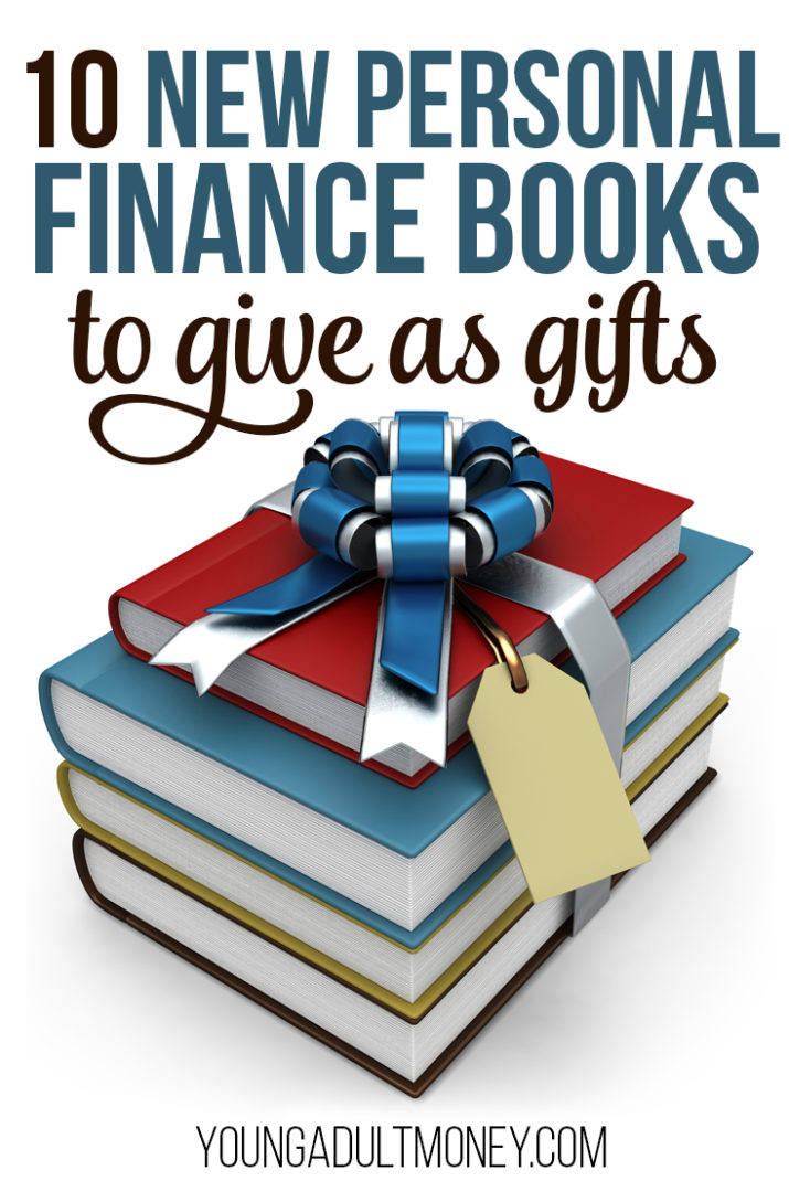 10 new personal finance books to give as gifts