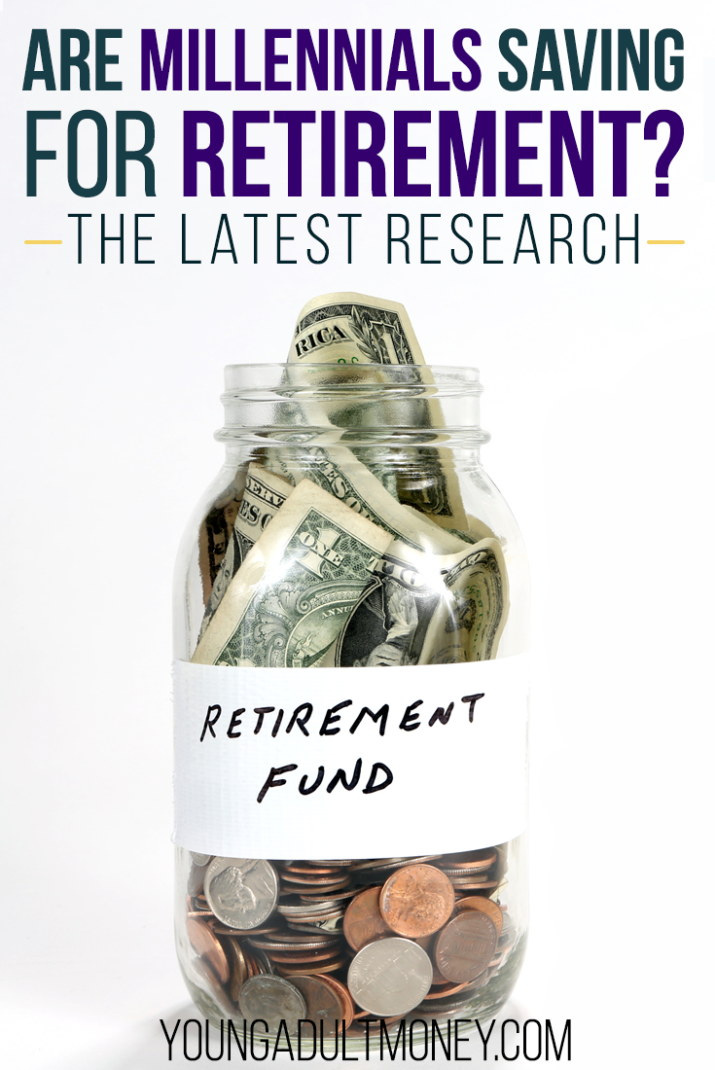 are millennials saving for retirement  the latest research