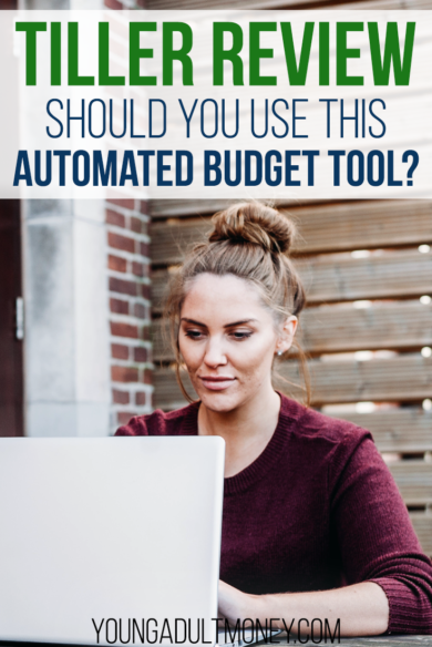 Tiller Review: Automated Budget Spreadsheets In Google