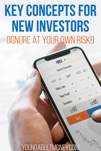 Many new investors make mistakes, from trying to time the market to investing heavily into one stock. Here's some key concepts for new investors that will help investors keep things simple and avoid common mistakes.